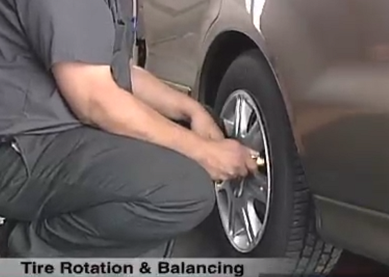 Why Wheel Balancing and Tire Rotation Save You Money on Tires